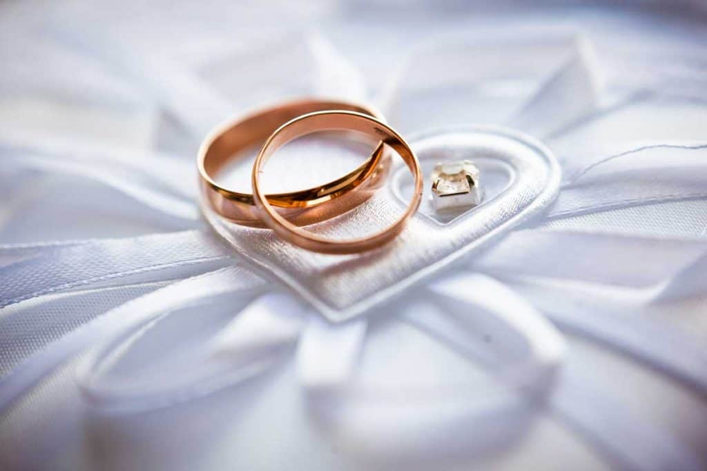 How Much Should a Wedding Band Ring Cost?