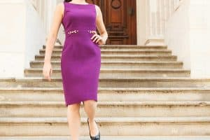 Read more about the article Can You Wear A Dress To Court? [Inc. tips and pictures]