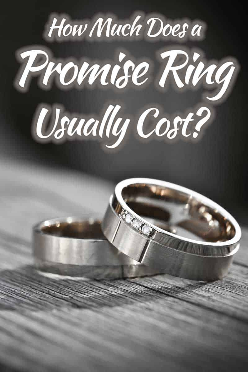 How Much Does A Promise Ring Usually Cost?