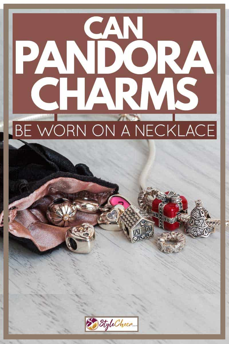 pandora difference between clip and charm