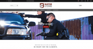 Bufferzone page for combat boots