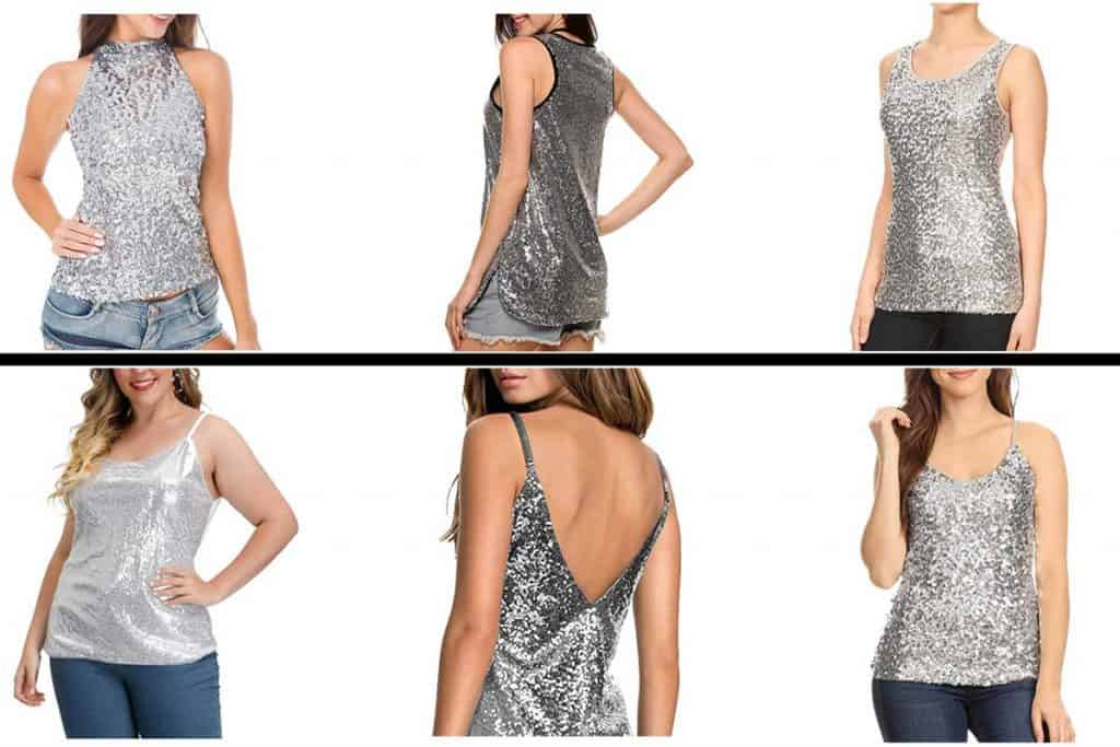 10-Awesome-Silver-Sequin-Tank-Tops-To-Check-Out