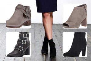 Read more about the article Can You Wear Ankle Boots With a Dress?