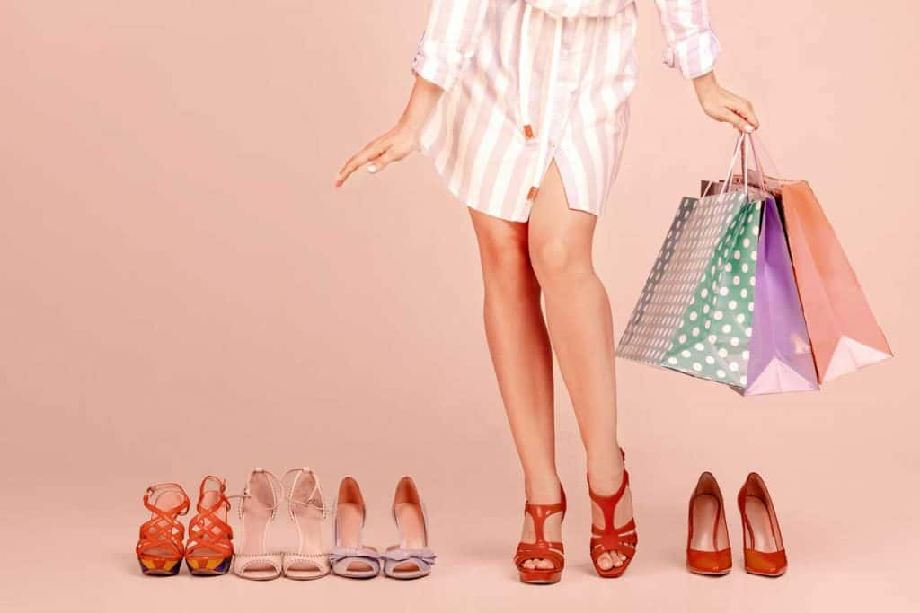 What Color Shoes With Pink Dress