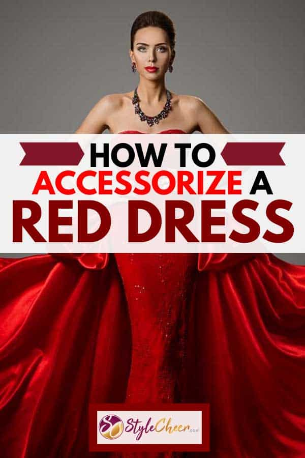 How to Accessorize a Red Dress