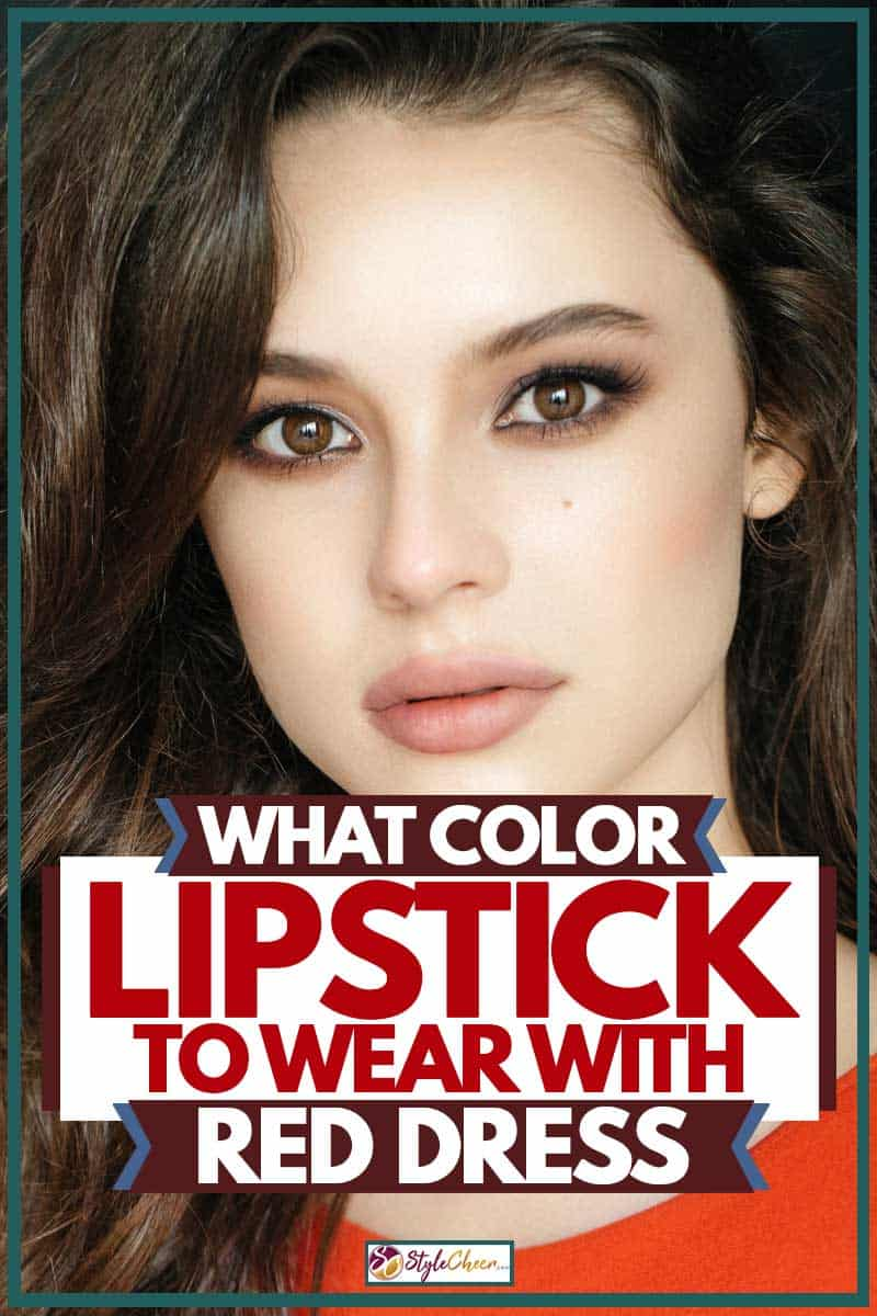 What Color Lipstick to Wear With Red Dress