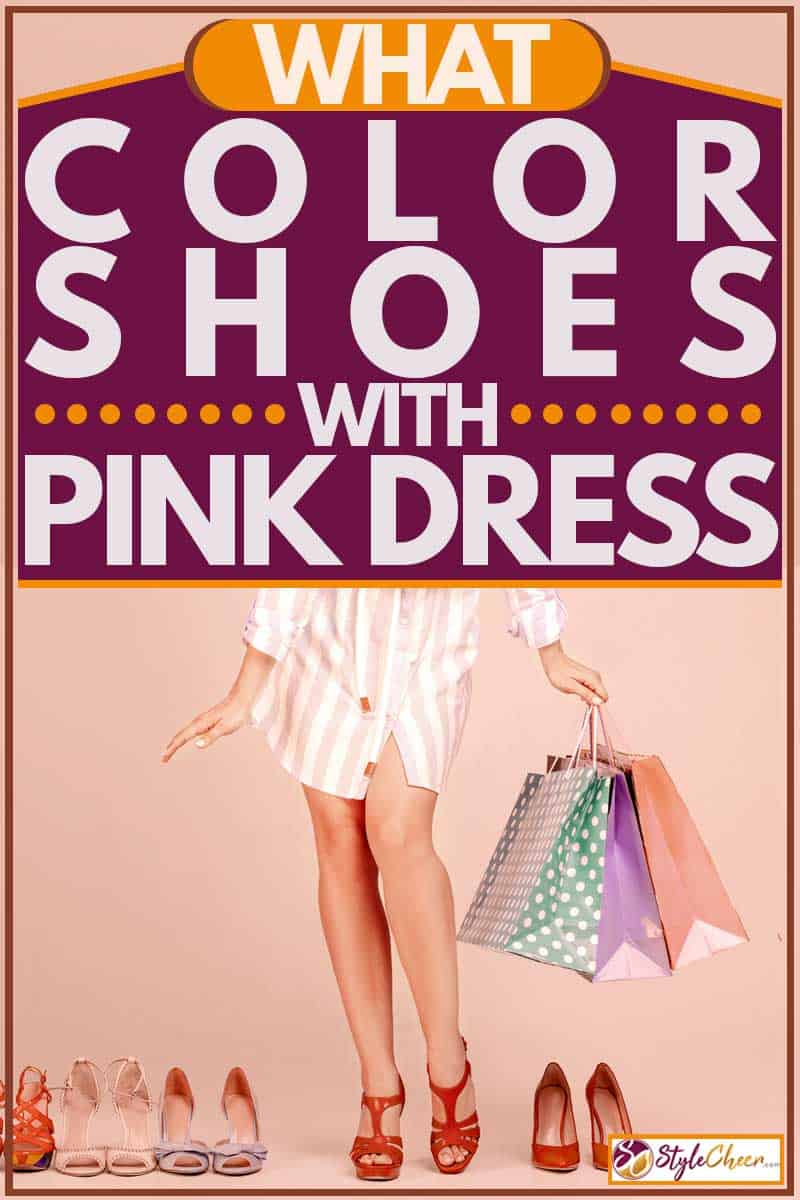 Shoes pink dress color what hot match 🤩 Colors