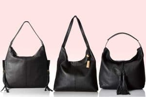 Top 10 Black Leather Hobo Bags For Women