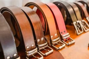 How Much Does a Leather Belt Cost?