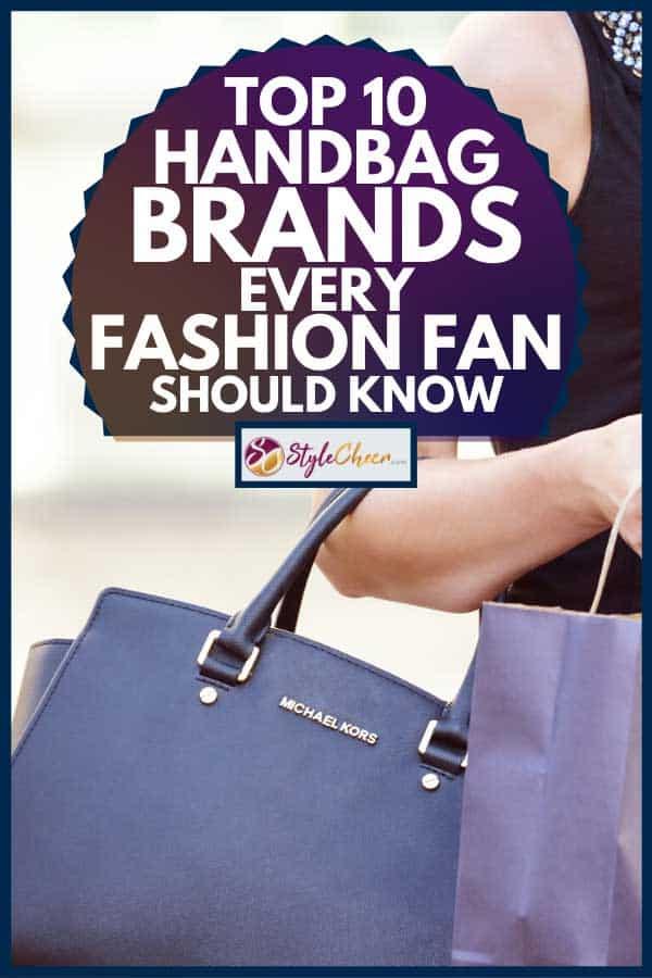 Woman shopping with Michael Kors handbag, Top 10 Handbag Brands Every Fashion Fan Should Know