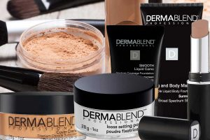 Is Dermablend Waterproof? [And how to make it last]