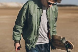 Are Bomber Jackets Waterproof?