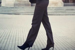 How Long Should Straight-Leg Pants Be?