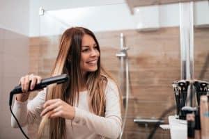 8 Types Of Hair Straighteners