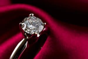 Do Engagement Rings Have To Be Diamond?