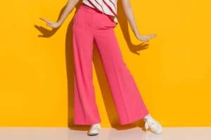 Read more about the article How Much Fabric Do You Need For Palazzo Pants?