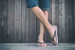 Read more about the article How Do You Clean Smelly Flip Flops? [Even Gucci!]