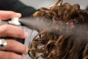 Read more about the article Does Hairspray Cause Hair Loss?