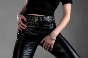 Read more about the article How To Get Wrinkles Out Of Leather Pants [Inc. Faux Leather!]