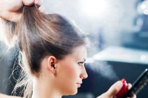 Read more about the article Does Hairspray Wash Out With Water? [And Other Ways To Remove It]