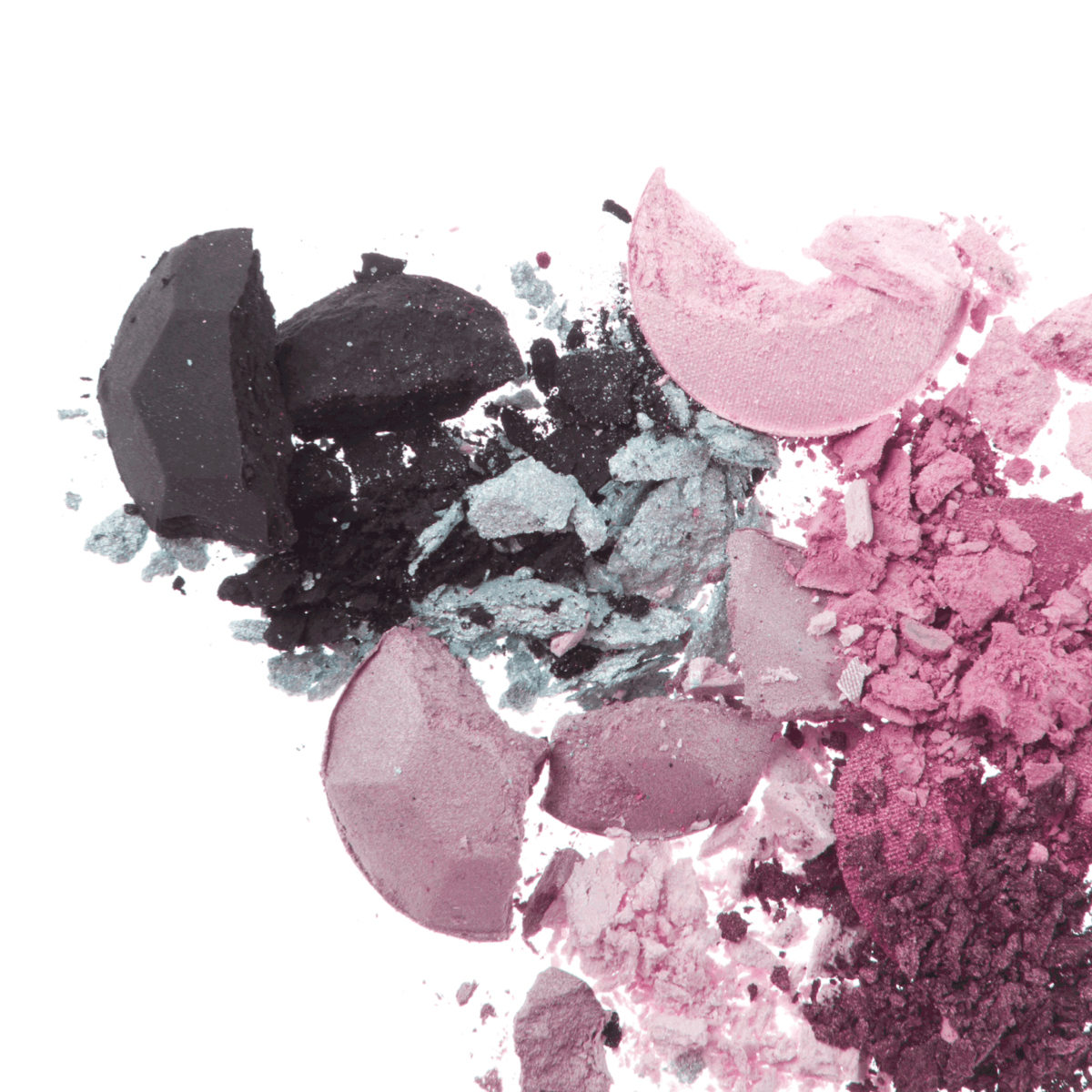 Multicolored crushed eyeshadows. What Color Eyeshadow Goes With Grey Eyes
