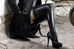 Read more about the article What Socks To Wear With Thigh-High Boots