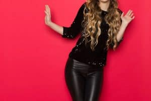 Read more about the article How To Keep Leather Pants From Falling Down [Inc. Faux Leather]