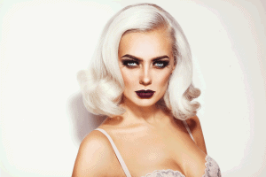 Read more about the article What Color Lipstick Goes With White Hair?