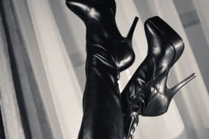 Read more about the article What Dress To Wear With Thigh High Boots? [6 Stunning Options Explored!]